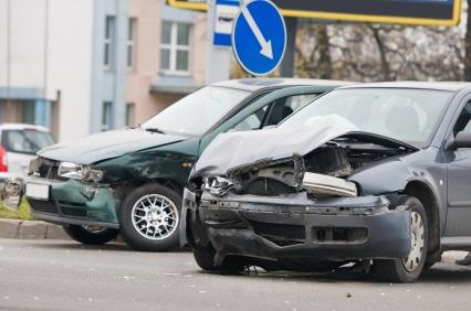 Fahrerflucht: Die Strafe besteht unter anderem aus drei Punkten in Flensburg.