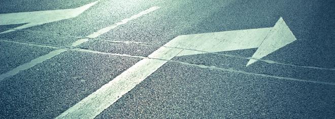 Wenn Sie die Vorschriften zum Abbiegen missachten, kann schnell Chaos auf den Straßen entstehen.