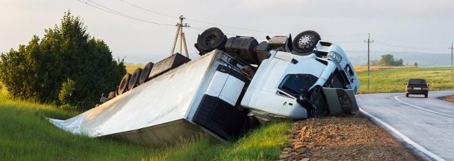 Ein Unfall kann jedem passieren.