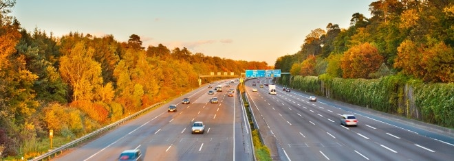Wie kann ein Verkehrssünder ein Fahrverbot antreten?