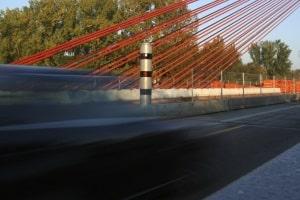 Blitzer: Eine Toleranz wird bei den Messwerten zu Gunsten des Fahrers eingeräumt.