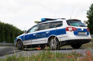 Radaranlagen können auch als Nachfahrsystem im Dienstfahrzeug zum Einsatz kommen.
