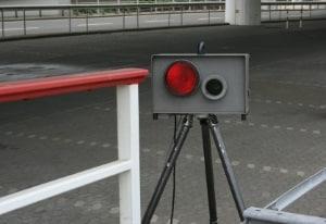 Durch Radargeräte, wie zum Beispiel mobile Blitzer, kommt bei  den Kommunen mitunter viel Geld in die Haushaltskasse.