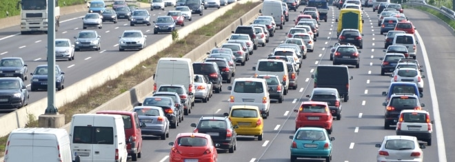 Im Punkteregister in Flensburg hat jeder Fahrerlaubnisbesitzer ein eigenes Punktekonto.