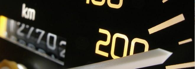 Ab wie viel km/h droht ein Fahrverbot?