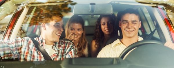 Was kommt nach einem B-Verstoß auf junge Fahrer zu?