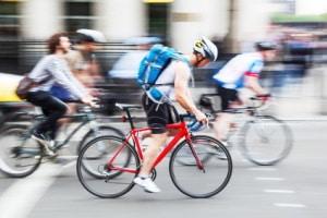 Der Bußgeldkatalog sieht für Radfahrer je nach Verstoß unterschiedliche Sanktionen vor.