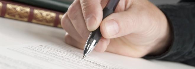 Im Bußgeldverfahren erfolgt die Anhörung meist schriftlich durch einen Anhörungsbogen.