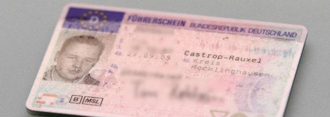 Hat der Führerschein eine beschränkte Gültigkeit?
