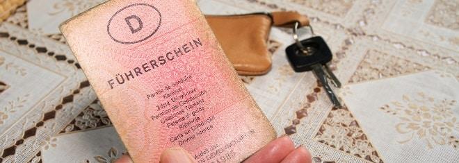 Was passiert wenn der Führerschein weg ist?