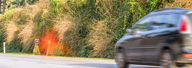 Wer reagiert auf den Bußgeldbescheid, wenn der Halter nicht der Fahrer war?