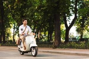 Jedes Kleinkraftrad braucht eine Versicherung. Sonst kann es teuer werden.