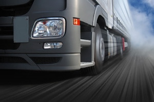 Womit müssen Sie rechnen, wenn Sie mit dem Lkw die Geschwindigkeit überschritten haben?