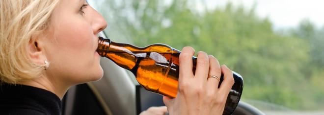 Probezeit: Ist Alkohol am Steuer erlaubt oder verboten?